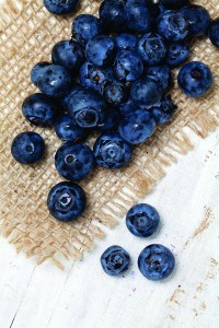 Fresh berries, such as blueberries, allow for more complete absorption of Vitamin D.
