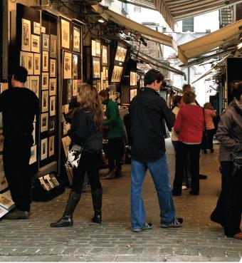 Artist's Alley