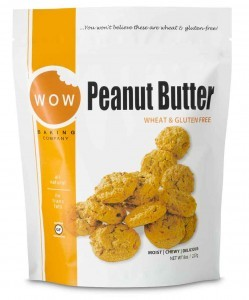 WOW Peanut Butter Cookies