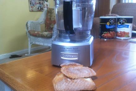 Follow the Gluten-Free Bread Crumbs