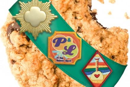 Girl Scouts Go Gluten Free