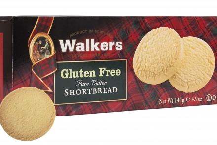 Walkers Releases New Gluten-Free Shortbread