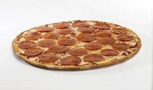 Papa Gino's gluten-free pizza