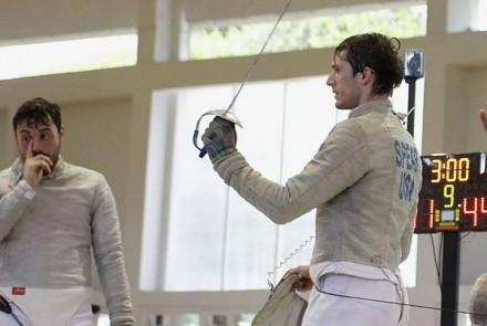 Gluten-Free Olympian Wins Fencing Title
