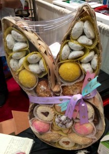 Cookies Con Amore Easter Basket