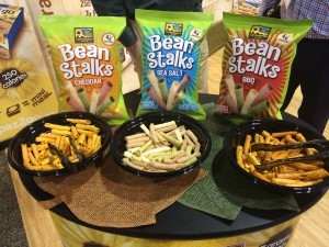 Bean Stalks from Mediterranean Snacks