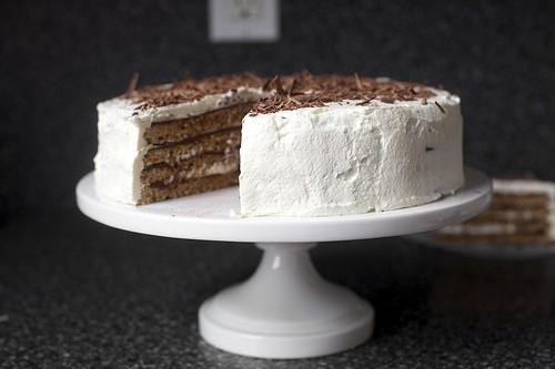 Smitten Kitchen Passover Torte - Gluten-free