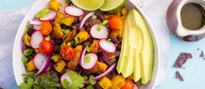 Bountiful Bowls & Savory Salads
