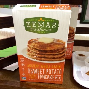 Zemas Madhouse Sweet Potato Pancake Mix