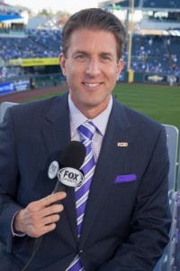 FOX sportscaster Kevin Burkhardt Photo by FOX Sports