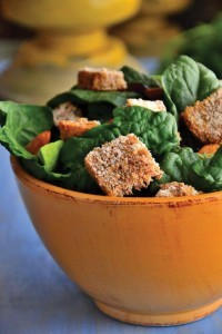 gluten-free, vegan, dairy-free salad