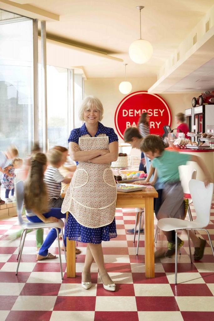 Paula Dempsey of Dempsey Bakery in Little Rock