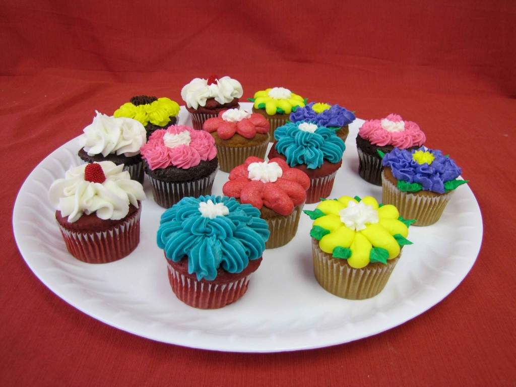 Something Sweet Without Wheat's Gluten-Free Cupcakes
