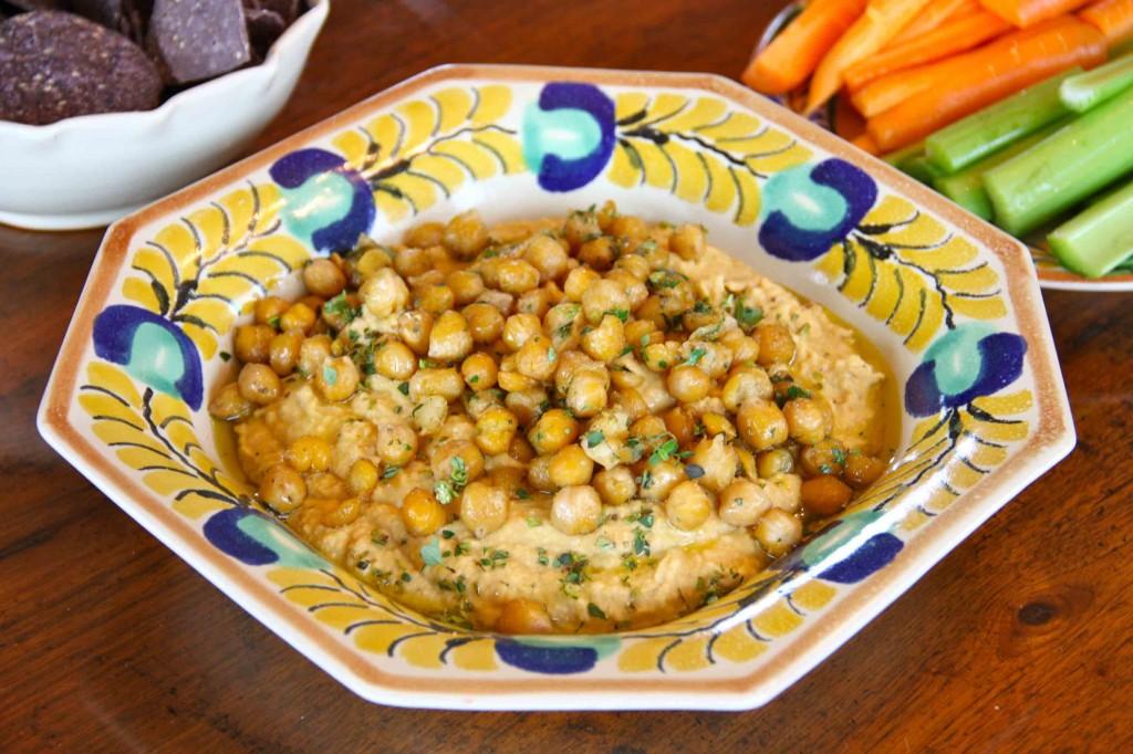 Gluten-Free Butternut Squash Hummus