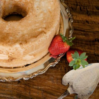 Angel Food Cake from Gluten Free Mom
