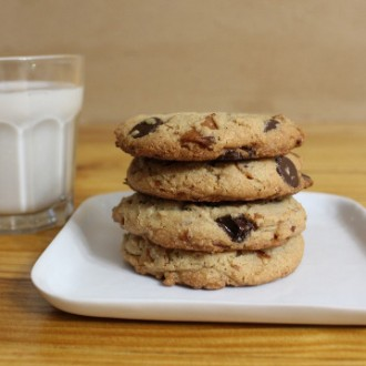 Bourbon Bacon Cookies from In Johnna's Kitchen