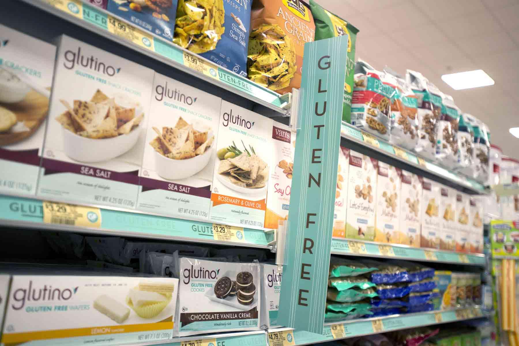 Food Lion Gluten Free