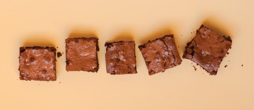 Gluten-free Black Forest Cherry Brownies