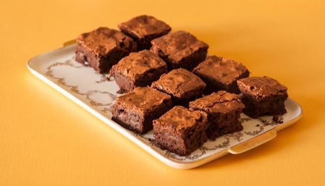 Gluten-Free Black Forest Brownies