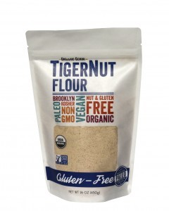 what is tigernut flout