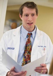 Dr. Daniel Leffler