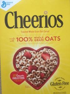 Cheerios 4