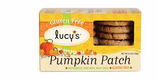 Gluten-Free Pumpkin Patch Cookies