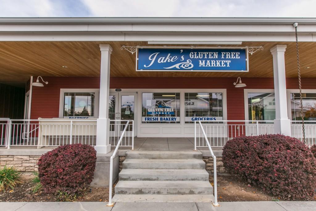 gluten-free store