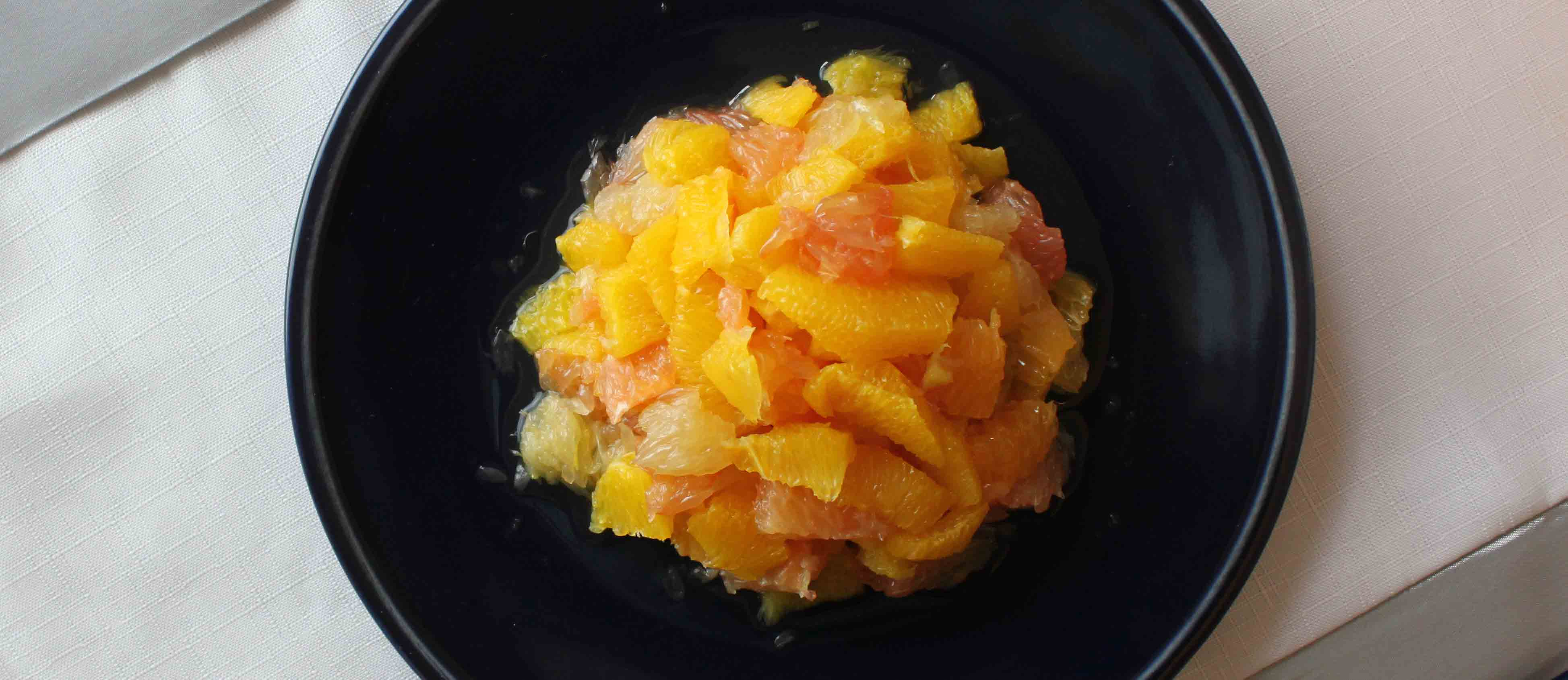 Gluten-free citrus salad recipe