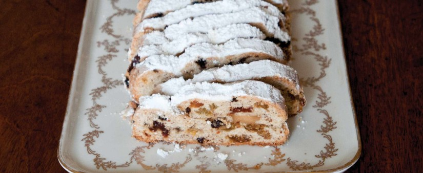 Stollen (German Christmas Cake)
