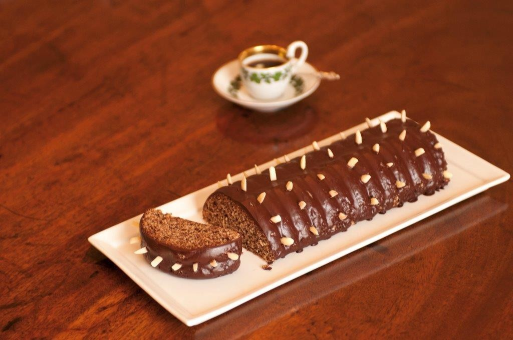 saddle-cake