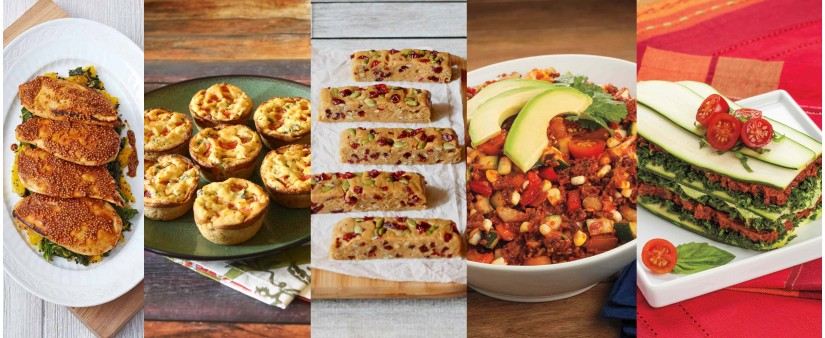 Back on Track: 5 Super-Healthy Allergen-Friendly Recipes