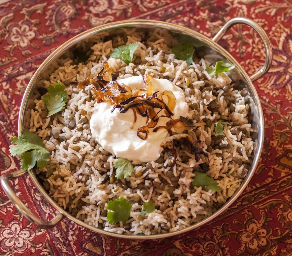 arabic-lentils-rice