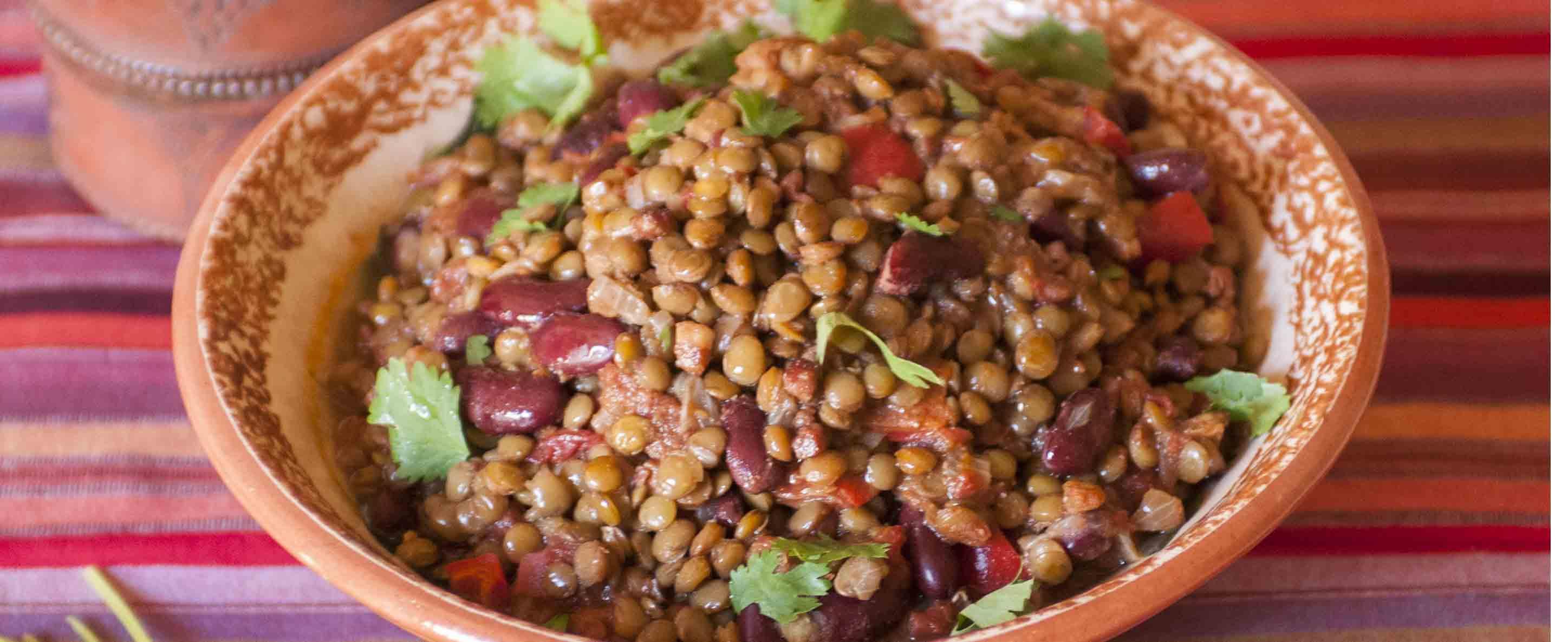 Lentil Chili - Gluten-Free Living