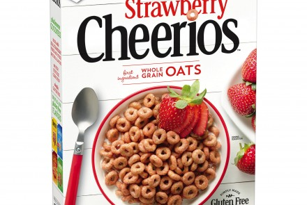 Cheerios Launches Two New Gluten-Free Flavors