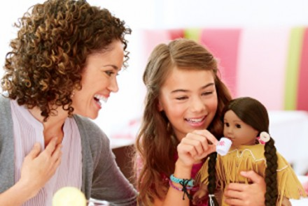 American Girl Bistros Embrace Gluten-Free Options