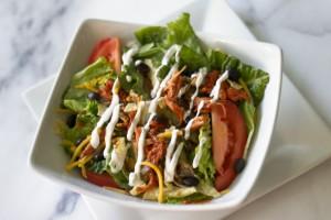 Tony Roma BBQ Taco Salad