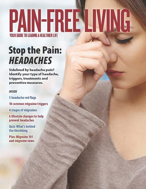 Headache Pain Guide Free Download Gluten Free Living