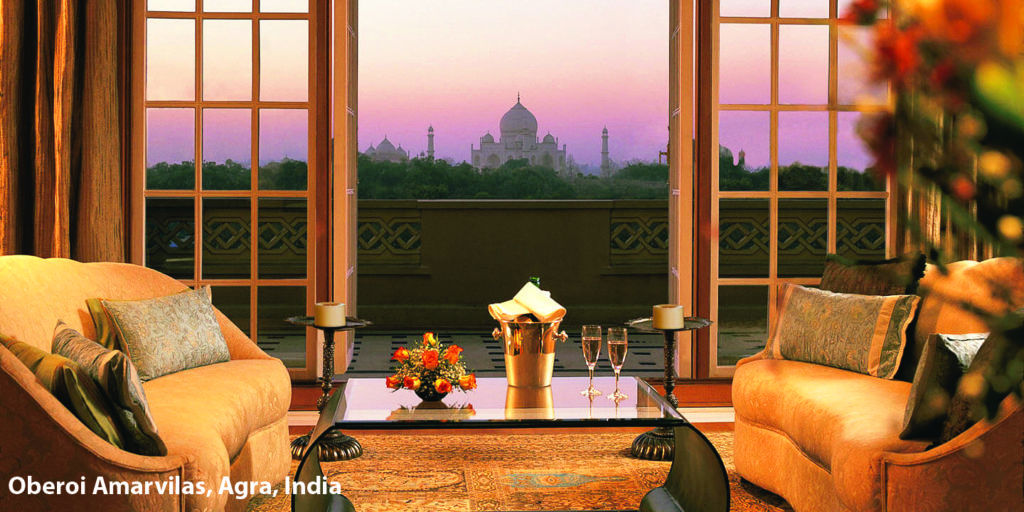 SPONSORED: Pacific Delight Debuts Gluten-Free Tour of India?s Gardens and Palaces