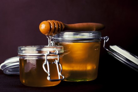 Honey Based Comb Vodka