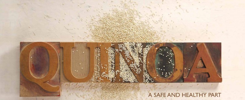 Quinoa: A Safe and Healthy Part of the Gluten-Free Diet