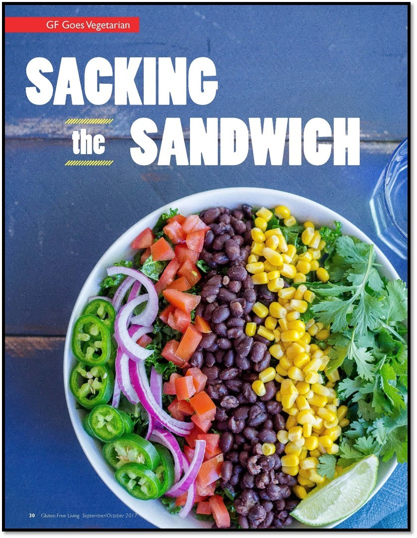 Current Issue - Gluten-Free Living