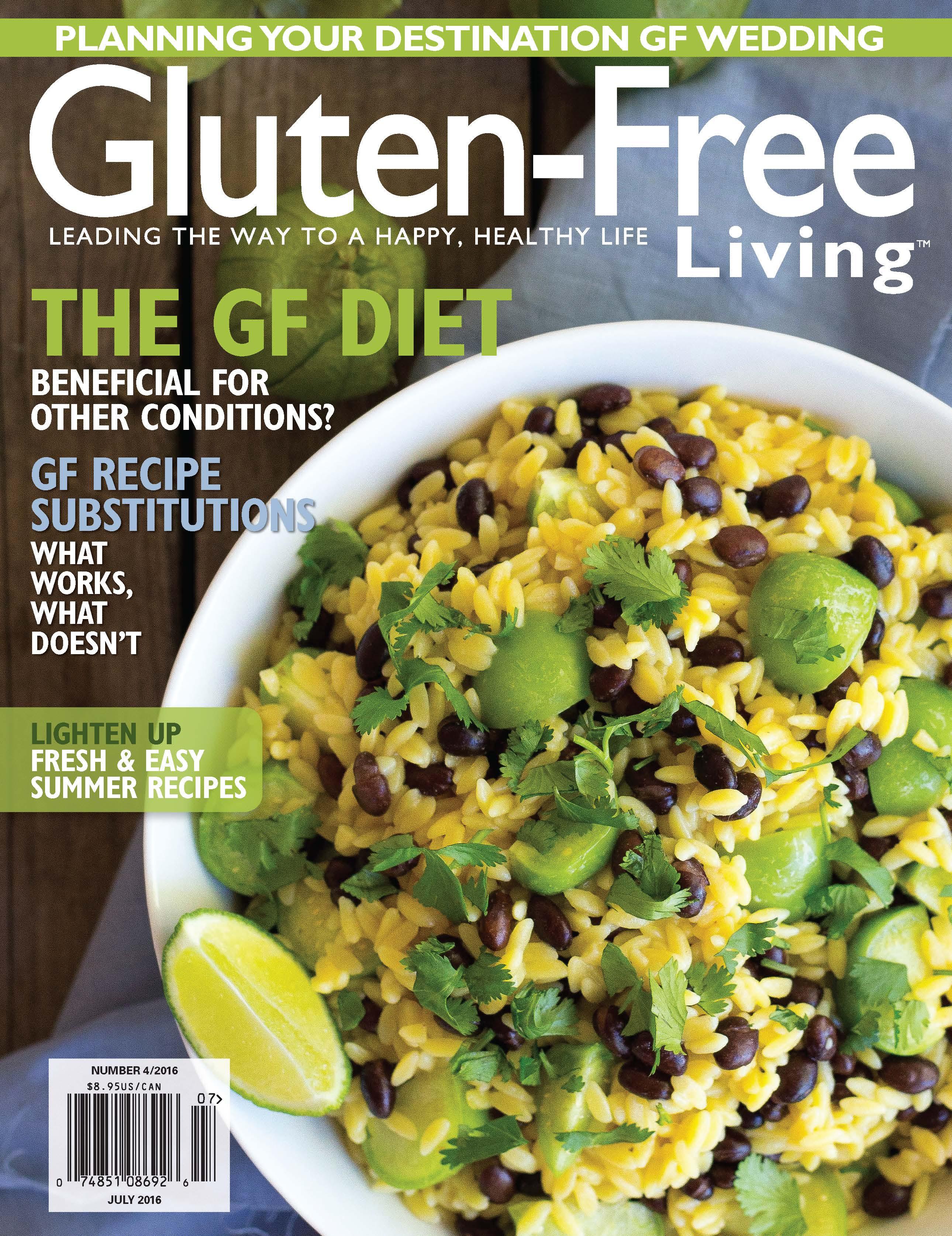 Gluten Free News From Gluten Free Living Magazine Gluten
