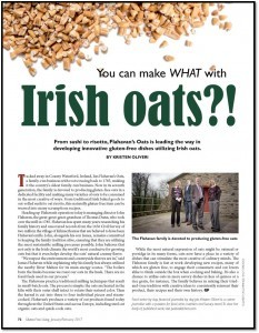 Irish Oats