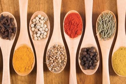 Ingredients Index