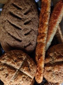 Quick Wholegrain Bread