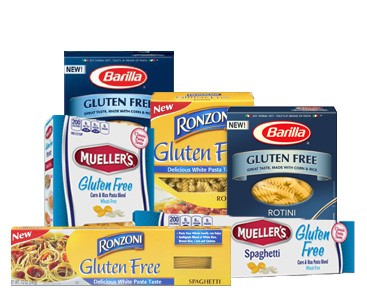 New Gluten-Free Pastas Flood Grocery Shelves