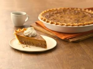 Toffee Pecan Pumpkin Pie