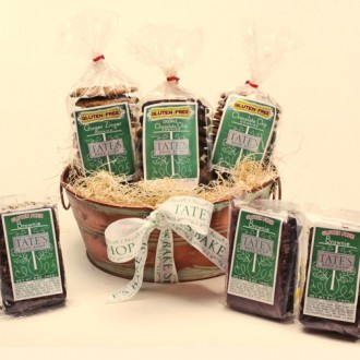 Tips for gluten free holiday gifts gluten free living if you give a friend a cookie negle Gallery