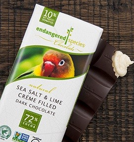 Endangered Species Chocolate Bars